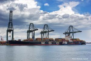 Photo of MSC SOCOTRA ship