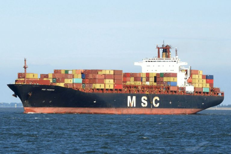 MSC MESSINA photo