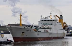 Photo of SCH72 FRANK BONEFAAS ship
