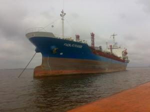 Photo of MT FADL-E-RABBI ship