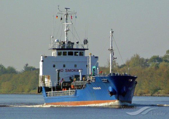 PEGAS (MMSI: 273359960) ; Place: Kiel_Canal/ Germany