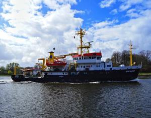 Photo of DENEB ship