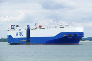 Photo of RESOLVE ship