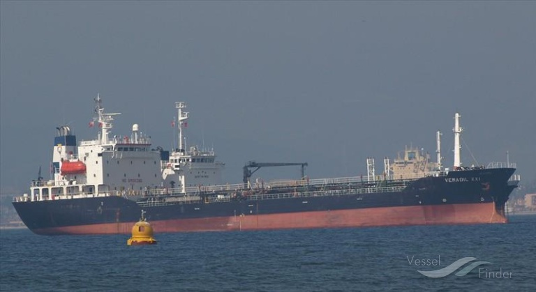 RED SEA 1, Oil Products Tanker - Details and current