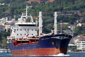 Photo of AHMET AGAOGLU ship