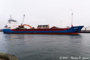 Photo of NORNE ship