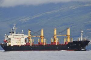 Photo of M/V ELMA ship