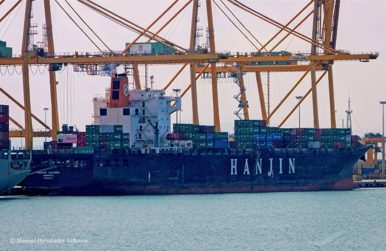 HANJIN COLOMBO photo