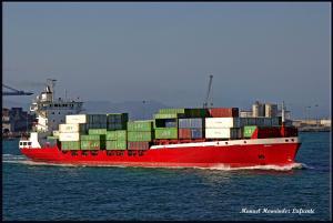 Photo of SPICA ship