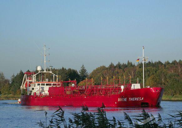 BIRTE THERESI (MMSI: 273352750) ; Place: Kiel_Canal/ Germany
