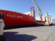 ATLAS WAVE (MMSI: 376245000)