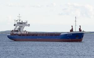 Photo of KOPERSAND ship