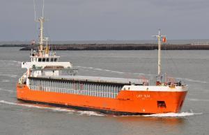 Photo of THOPAS ship