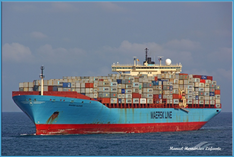 Photo of MAERSK KLEVEN