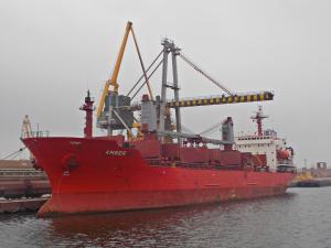 Photo of MILOU ship