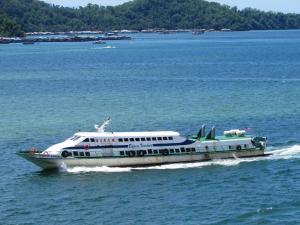 Photo of EXPRESS KINABALU ship