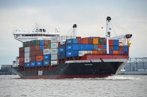 Photo of GODAFOSS ship