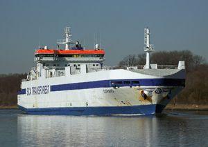 Photo of SCA OSTRAND ship