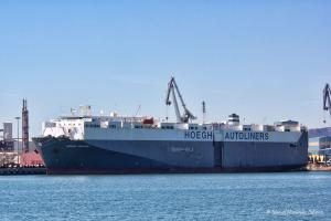 Photo of HOEGH INCHON ship