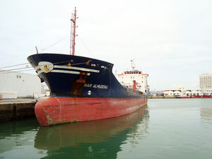 Photo of VIVEKA ship