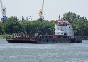 Photo of BTP-611 ship