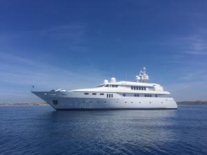 Photo of MY NANOOK ship