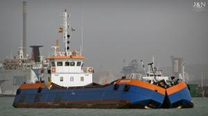 Photo of MV JOHAN VAN VEEN ship