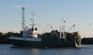 Photo of DARIUS ship