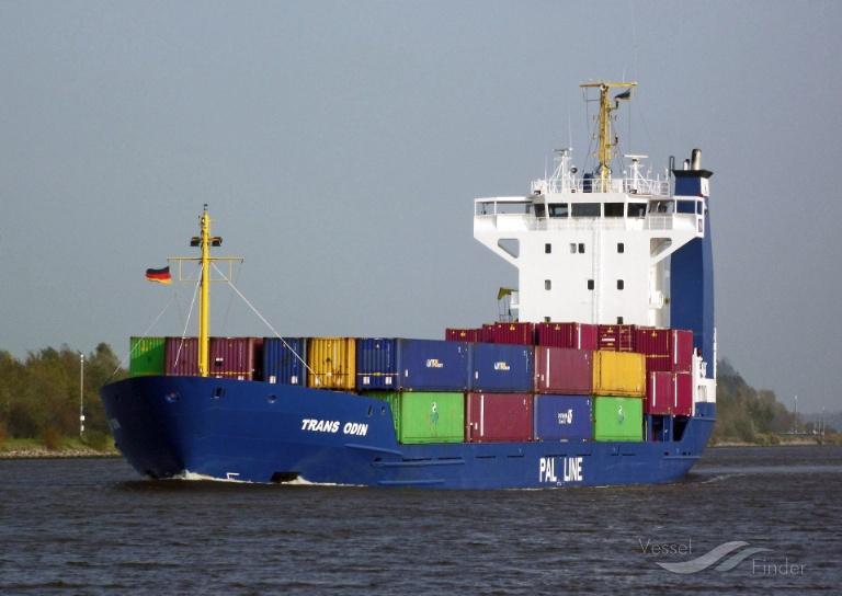 ODIN (MMSI: 255805955) ; Place: Kiel_Canal