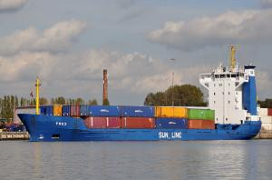 Photo of FREJ ship