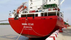 Photo of MV INNWA STAR ship