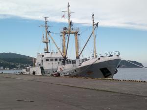 Photo of NADIZ ship