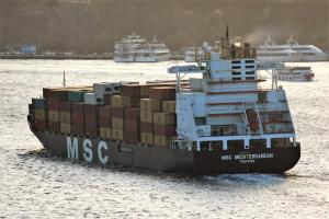Photo of MSC MEDITERRANEAN ship