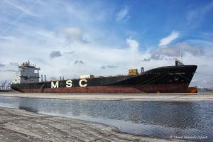 Photo of MSC CANBERRA ship