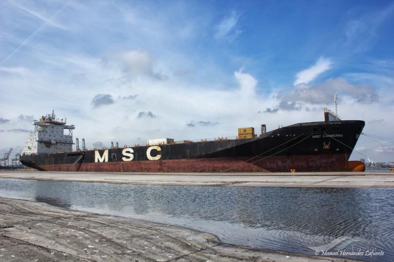 MSC CANBERRA photo