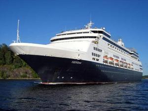 Photo of ms Veendam ship