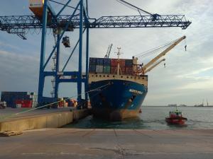 Photo of MEDKON GEMLIK ship