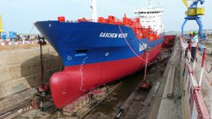 Photo of GASCHEM WESER ship