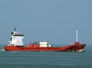 Photo of YM ARAL ship