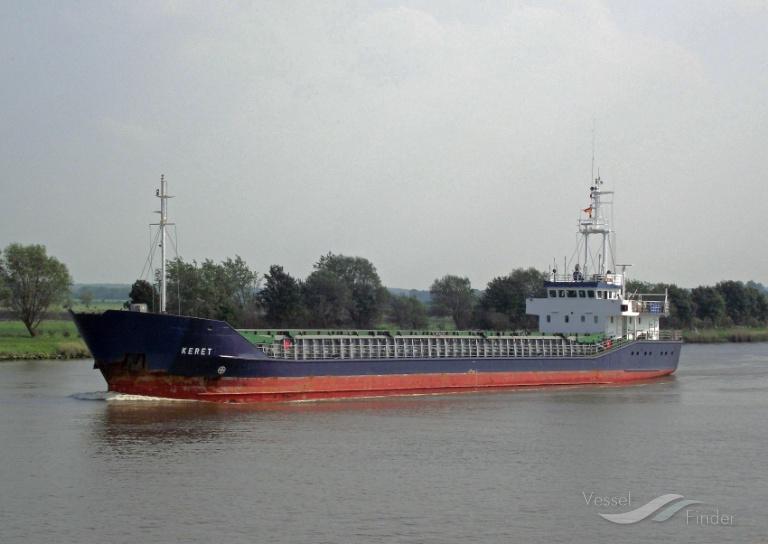 PAULIN-B (MMSI: 211724290) ; Place: Kiel_Canal