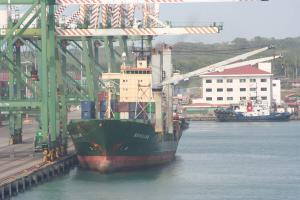 Photo of BERULAN ship