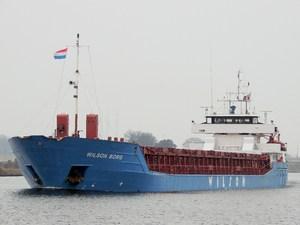 Photo of WILSON BORG ship