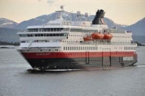 Photo of MS Nordkapp ship
