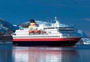 Photo of MS Nordnorge ship