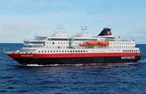 Photo of MS Polarlys ship