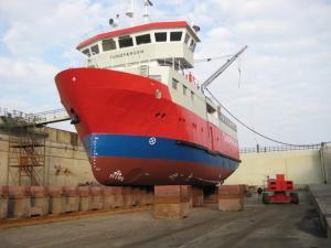 Photo of TUNOEFAERGEN ship