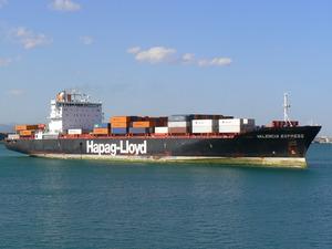 Photo of VALENCIA EXPRESS ship