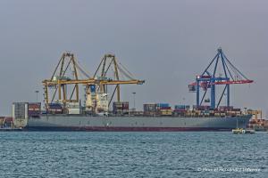 Photo of BOX HONGKONG ship