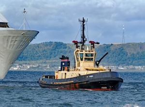 Photo of FIDRA ship