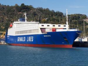 Photo of EUROCARGO NAPOLI ship